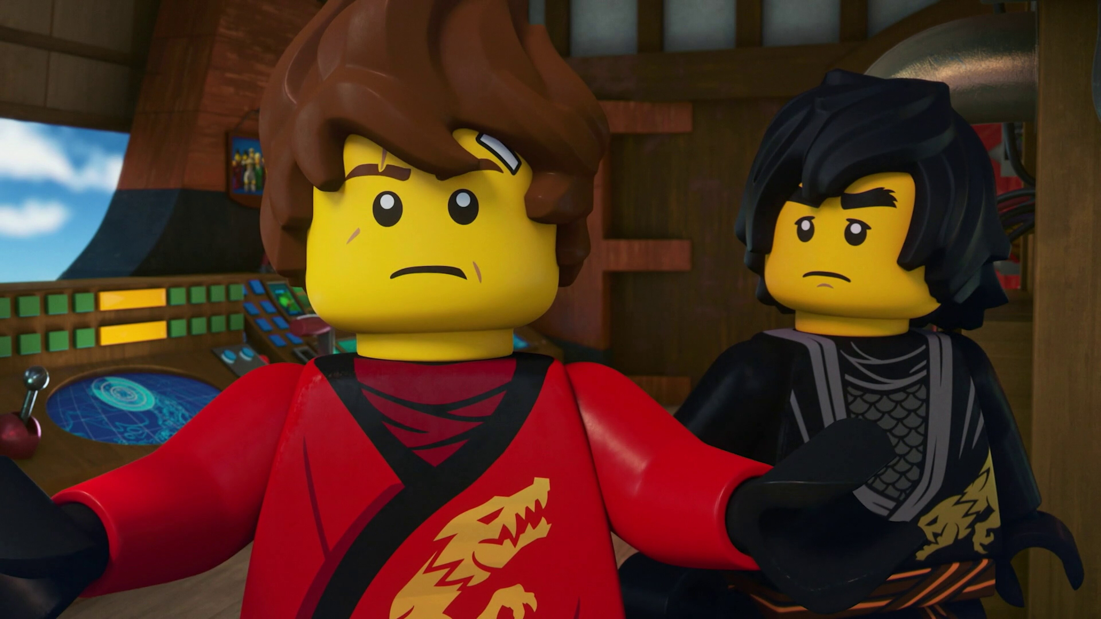 Ninjago Games Videos And Downloads Cartoon Network