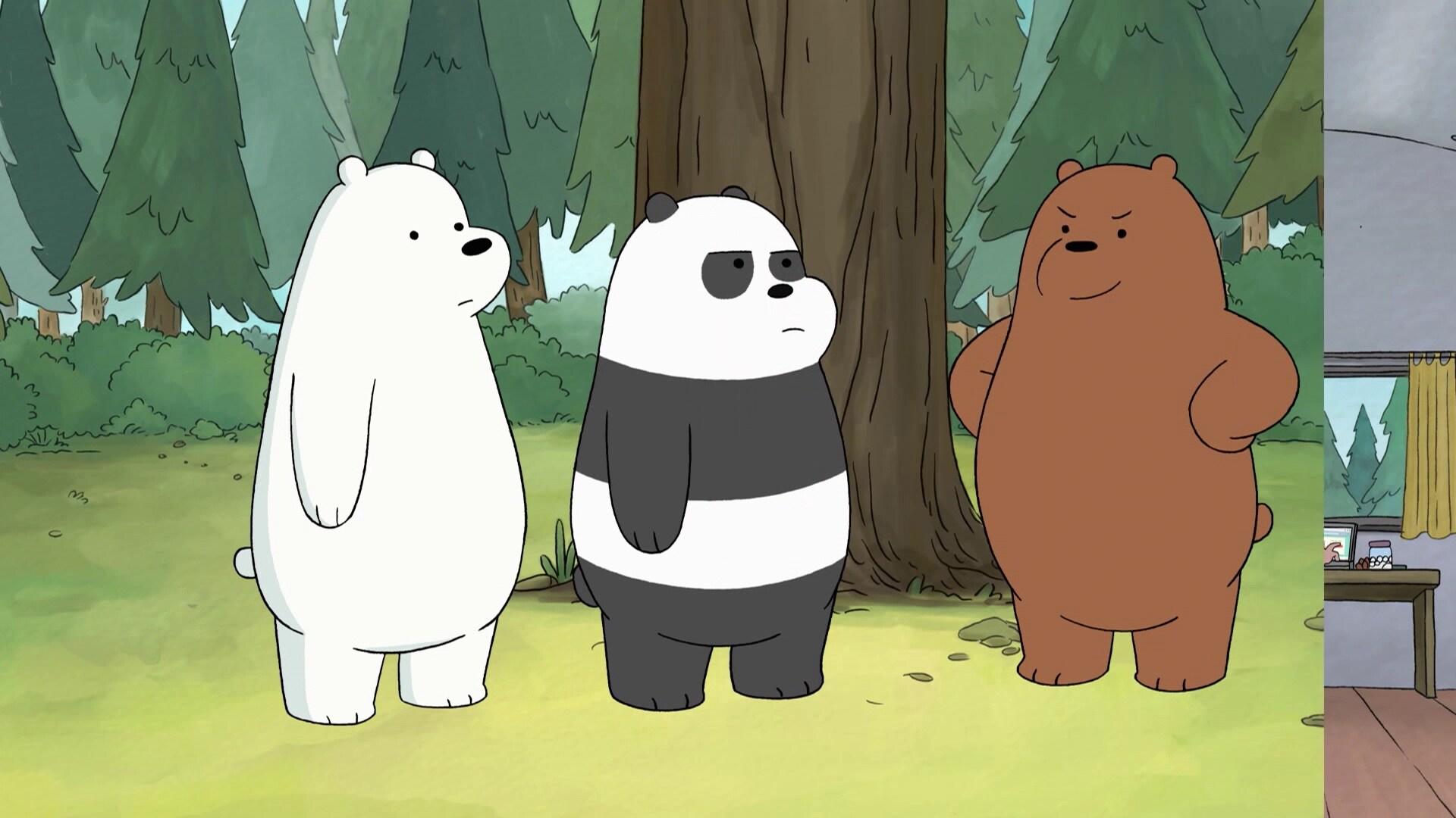 الدببة الثلاثة سهل رسم كرتون نتورك